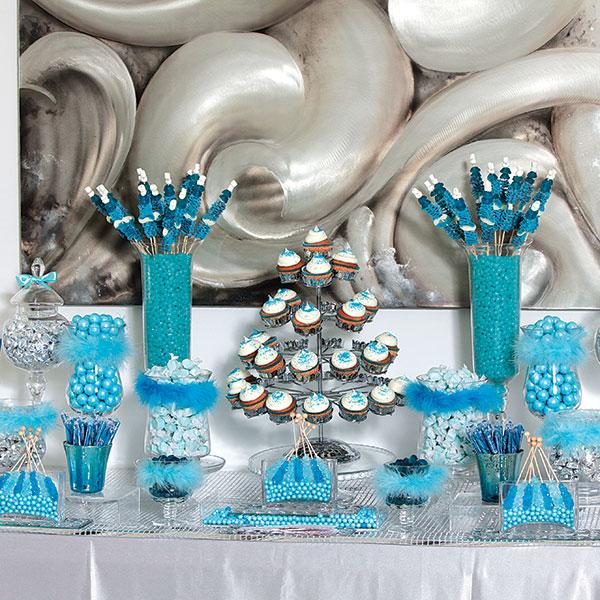 How to Create a Sweet (and Stunning!) Candy Buffet   Dubai Wedding