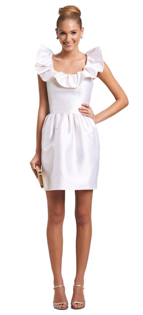 Little White Wedding Dresses From Kirribilla